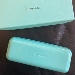 Tiffany and Co Glasses Case
